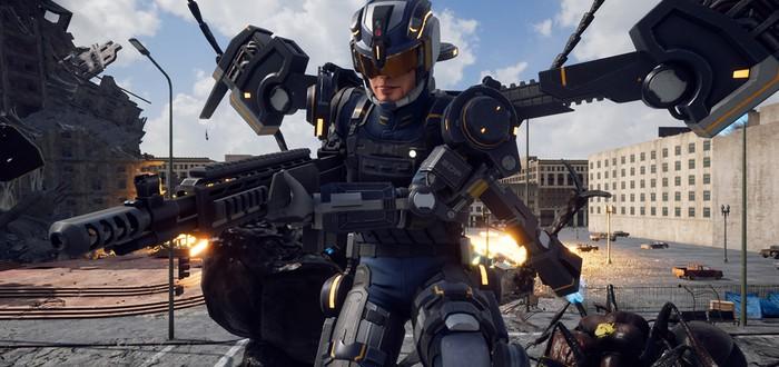 TGS 2018: Новый трейлер Earth Defense Force: Iron Rain
