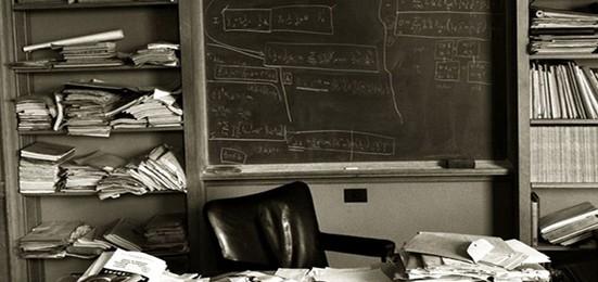 Sunday Science: кабинет Эйнштейна в день его смерти