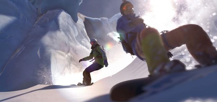 Ubisoft анонсировала дополнение X Games для Steep