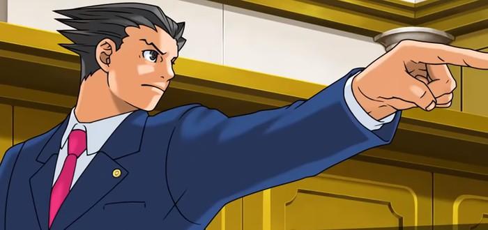 TGS 2018: Анонсировано переиздание оригинальной трилогии Phoenix Wright: Ace Attorney