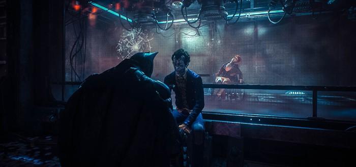 Что спрятано за кулисами Batman: Arkham Knight