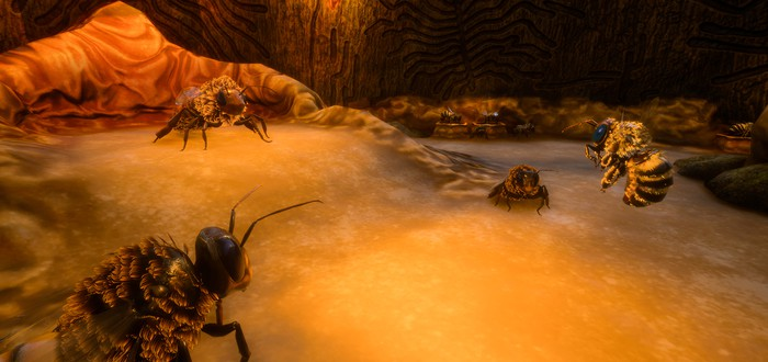 Bee Simulator задерживается до весны 2019 года