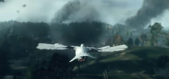 В Battlefield 1 обнаружены межпланетные птицы