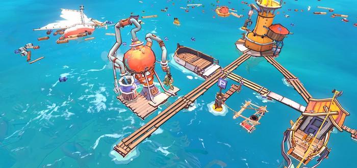 Flotsam — для тех, кто хотел создать собственный плавучий город