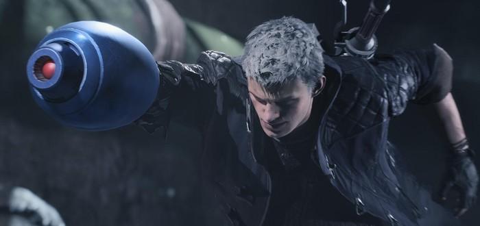 Разработчики Devil May Cry 5 обещают сбалансированное количество красных орбов