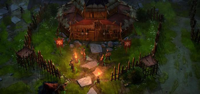 Релизный трейлер ролевой игры Pathfinder: Kingmaker