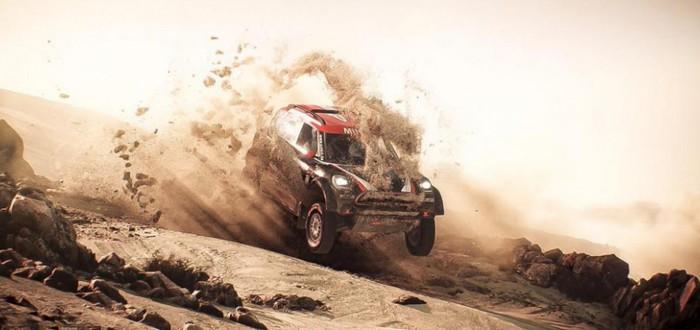 Релизный трейлер симулятора ралли Dakar 18