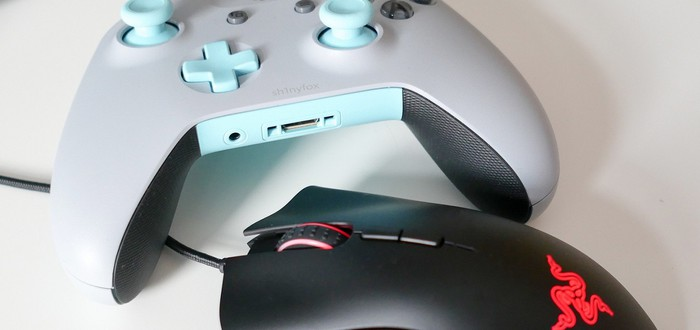 Поддержка клавиатуры и мыши на Xbox One заработает в ближайшие недели