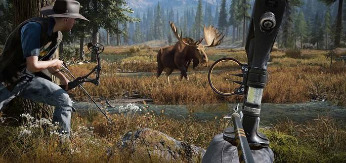 Индюки совершили 105 тысяч убийств и другая статистика Far Cry 5