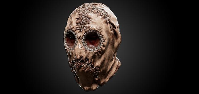 В Scum появились маски из человеческой кожи