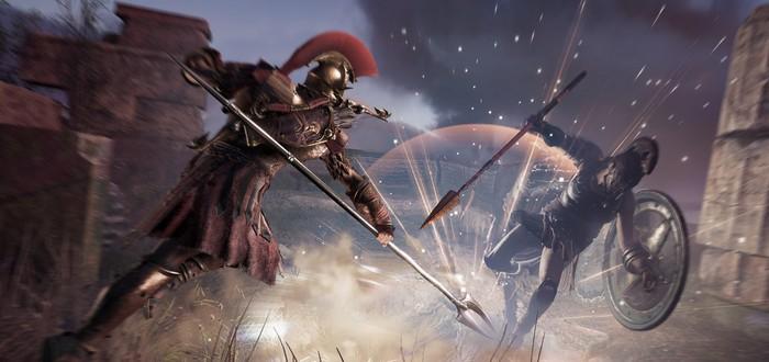 Первые оценки Assassin's Creed Odyssey