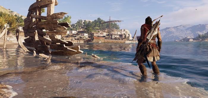 Бескрайняя Греция: Впечатления от Assassin's Creed Odyssey