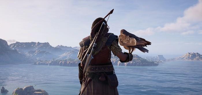 Пресса об Assassin's Creed Odyssey: Почти лучшая часть в серии