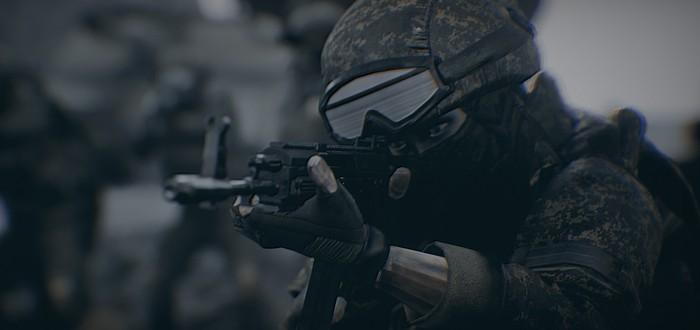 Трейлер и скриншоты футуристического инди-боевика Russia 2055