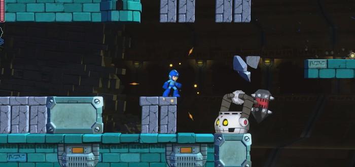 Релизный трейлер Mega Man 11
