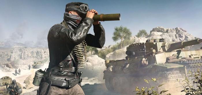 Полный список оружия, гаджетов и техники из релизной версии Battlefield 5