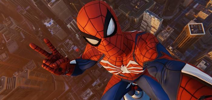 Эволюция полетов на паутине в играх про Человека-паука за 18 лет