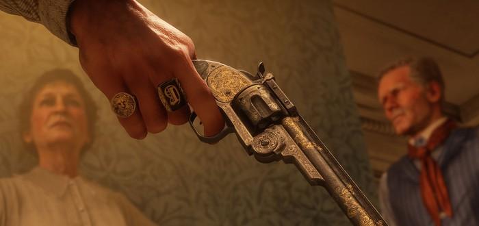 Red Dead Redemption 2 будет запускаться на Xbox One X в нативном 4К