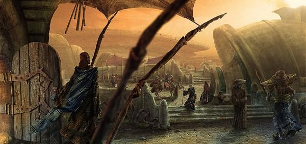 10 лет The Elder Scrolls III: Morrowind