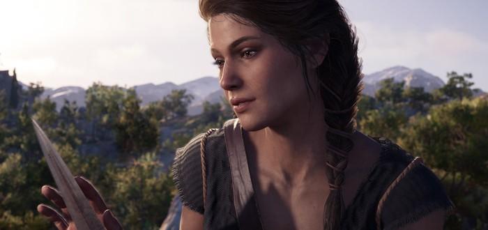 Assassin's Creed Odyssey ругают за гриндинг и микротранзакции