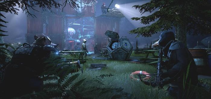 Геймплейный ролик тактической игры Mutant Year Zero: Road to Eden