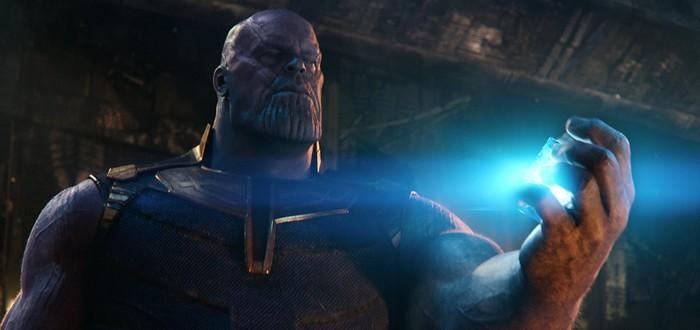 """Взгляд на двойной меч Таноса в четвертых """"Мстителях"""""""