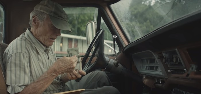 Клинт Иствуд в роли наркокурьера в трейлере The Mule