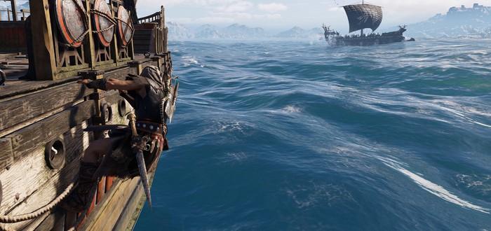 Открытки из Греции: Лучшие виды Assassin's Creed Odyssey