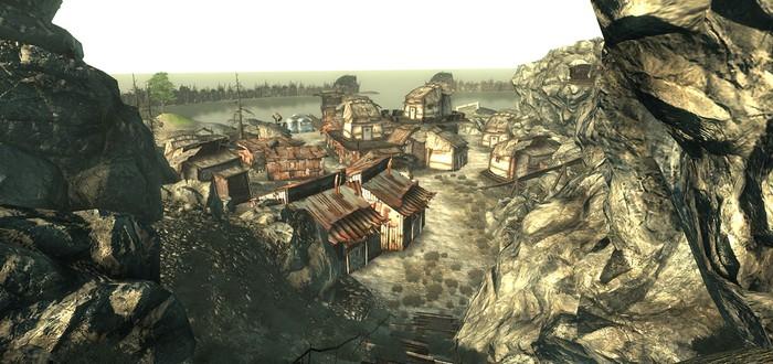 Огромный мод Fallout 3 вышел после пятилетней разработки