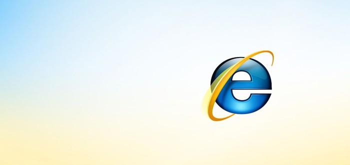 Пародия рекламы Internet Explorer