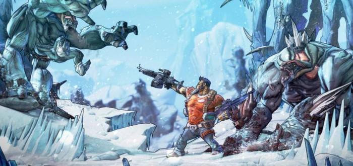 Gearbox анонсировала Borderlands 2 для PS VR