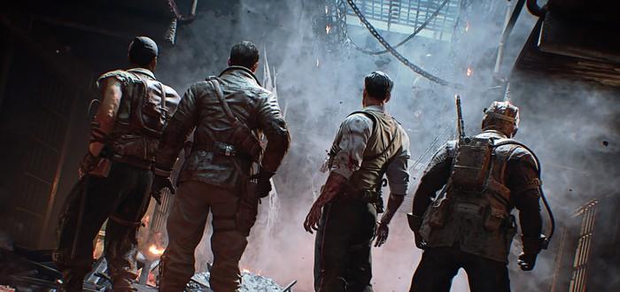 Вышел драматичный трейлер зомби-карты Blood of the Dead из Black Ops 4