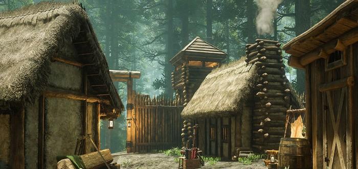 Официальный трейлер MMORPG New World от Amazon Studios