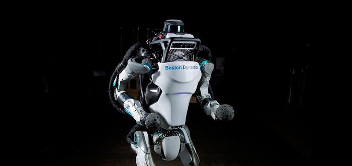 Boston Dynamics научила робота Атласа паркуру