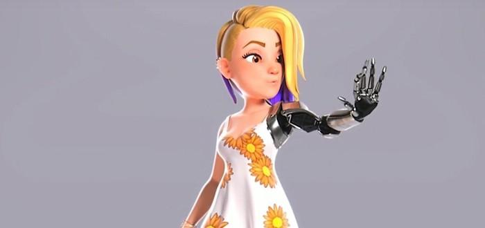 Для Xbox One вышло обновление с новым редактором аватаров