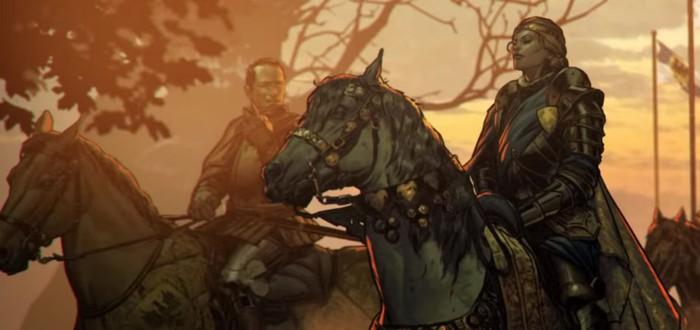 37 минут геймплея Thronebreaker: The Witcher Tales