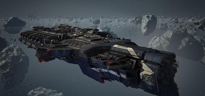Симулятор космических сражений Dreadnaught вышел в Steam