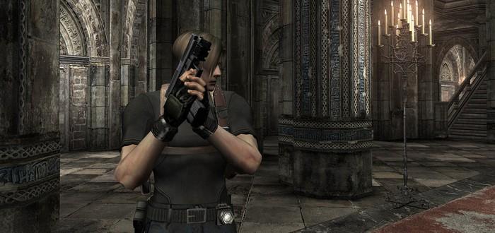 Разработчики Resident Evil 4 HD Project показали улучшенные модели персонажей