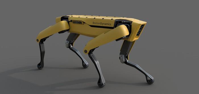 Boston Dynamics научила робопса танцевать под Uptown Funk