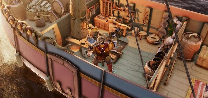 Новый трейлер Iron Danger — пошаговой RPG с возможностью манипулировать временем