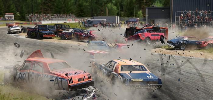 Консольный релиз Wreckfest отложен до 2019 года