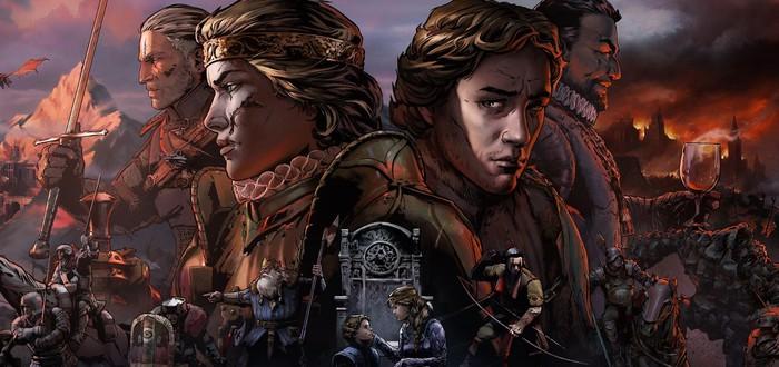 Оценки и финальный трейлер Thronebreaker: The Witcher Tales