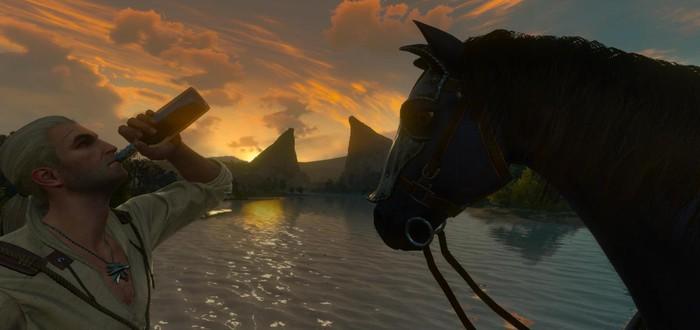 В The Witcher 3 могла появиться лодка для Плотвы