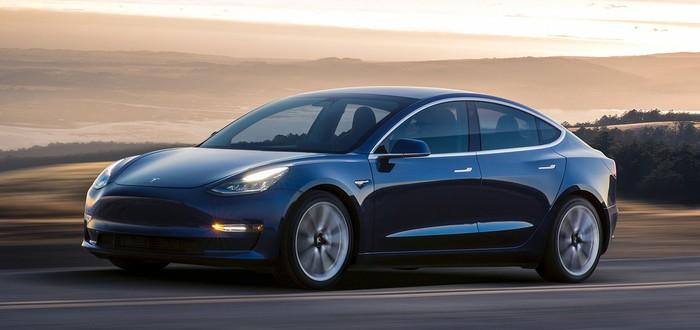 """Илон Маск обещает добавить """"собачий режим"""" в Tesla"""