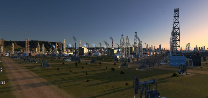 Релизный трейлер дополнения Industries для Cities: Skylines