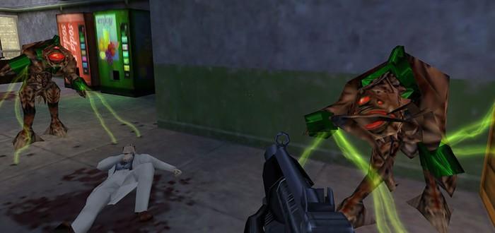 Как выглядела бета-версия Half-Life