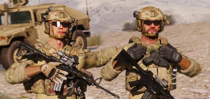 Bohemia Interactive не разрабатывает Arma 4