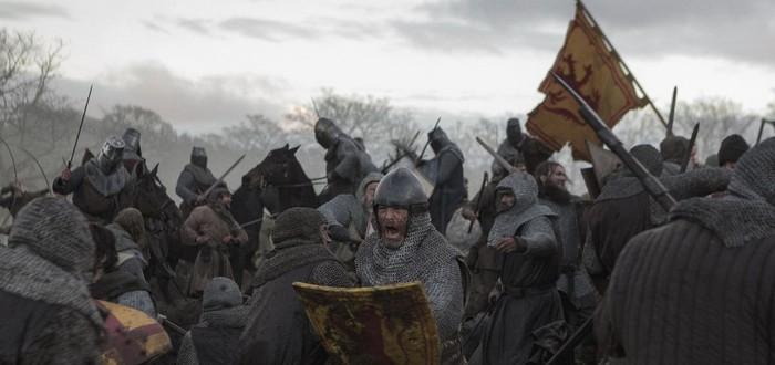 Новый трейлер исторического боевика Outlaw King