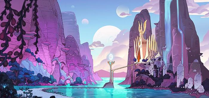 Для сериала  She-Ra от Netflix запустили виртуальный мир