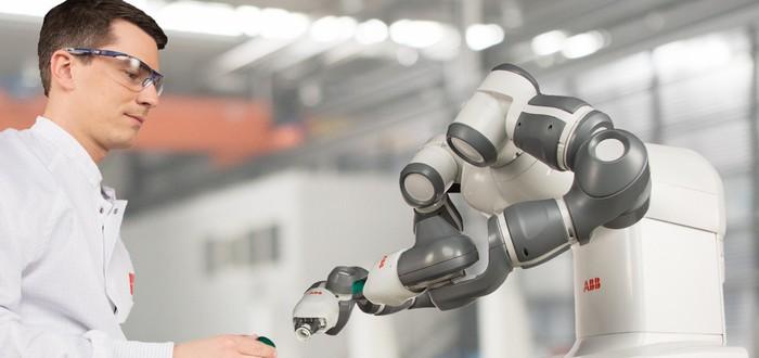 Роботы будут собирать других роботов на фабрике в Шанхае